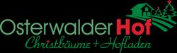 Osterwalder Hof – Christbäume und Hofladen Logo